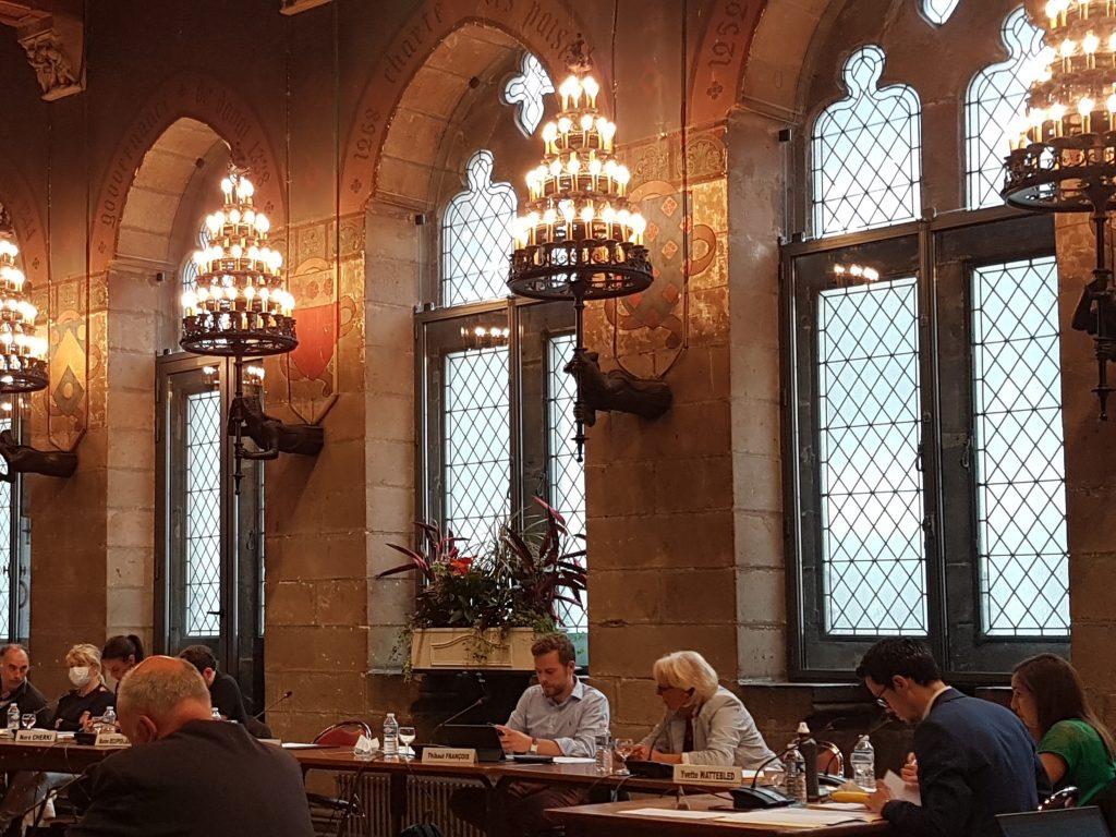 Conseil municipal de Douai